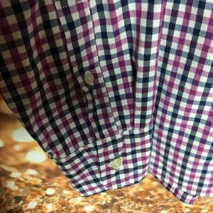 J. Crew Shirts - J Crew Slim Fit Plaid Dress Button Down